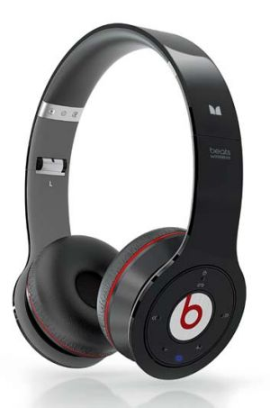 A pair of the company's Beats by Dre headphones.