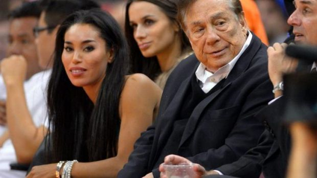 Banned for life: Donald Sterling