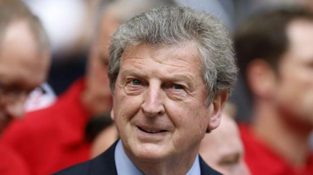 """English national team coach Roy Hodgson: """"How can we provide a better platform for the young England players of the future?"""""""
