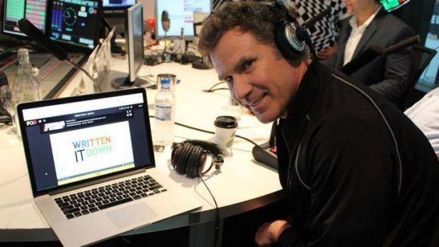 Will Ferrell loved improv skit <i>Written It Down</i> by two Melbourne comedians