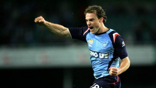 Tuggeranong signing Adam Casey has played for three A-League teams, including a championship with Sydney FC.
