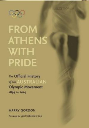 Harry Gordon's From Athens with Pride, published by University of Queensland Press,  was launched  this week. ...