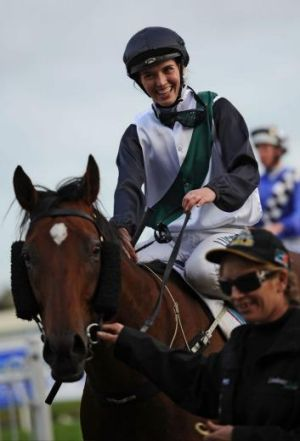 Kayla Nisbet makes her debut at group1 level in the Goodwood on Saturday.