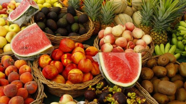 Australians are eating less fruit.