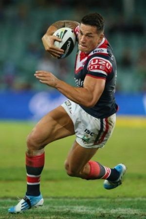 Immense: Sonny Bill Williams.