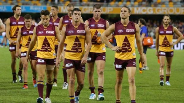 Bad news: The old guernsey didn't help the Lions.