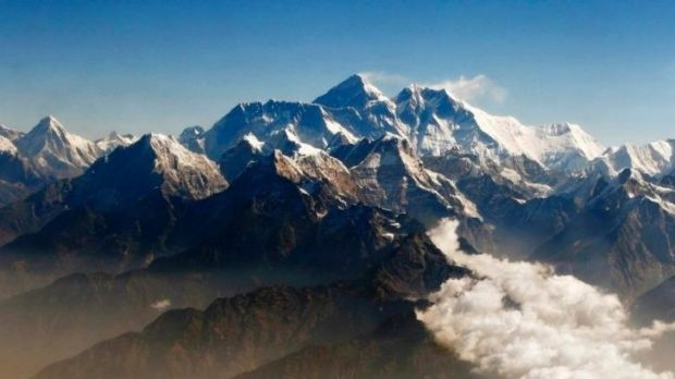 Douglas Douglas-Hamilton was the first person to fly over Everest. His grandson, Jamie, appears to have inherited his ...