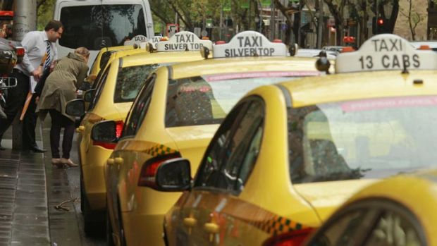 Smartphone apps are threatening to do to the taxi industry what regulators should have done years ago.