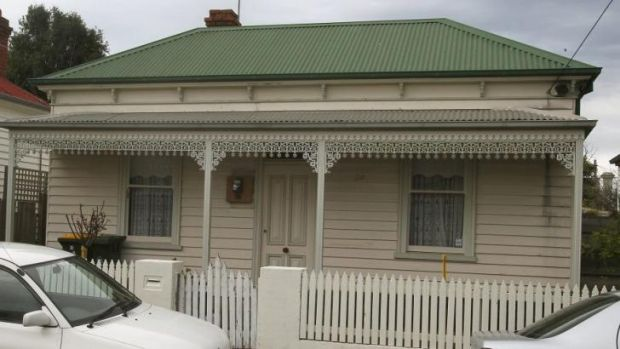 The house in Abbotsford that Julia Gillard renovated