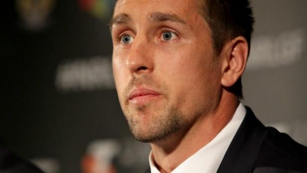 Half his luck: Mitchell Pearce is free to play in the State of Origin series opener.