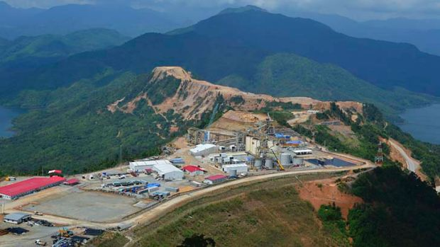 Deal or no deal: PanAust's flagship operation in Laos.