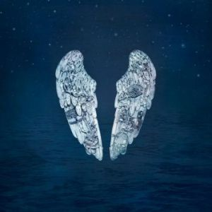 Coldplay's <i>Ghost Stories</i> cover.