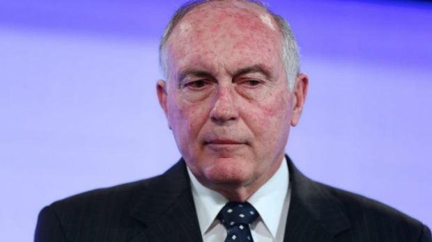 Acting Prime Minister Warren Truss.