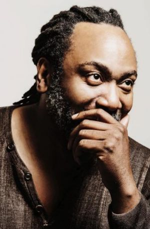 Reginald D. Hunter.