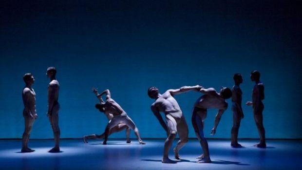 Ballet Boyz.