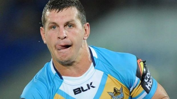 I just dropped him: Titans skipper Greg Bird is back in the frame for Origin after having his lifting tackle charge ...