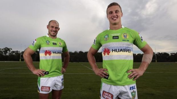 The Raiders haven't ruled out re-uniting Jack Wighton and Terry Campese in the halves after this weekend.