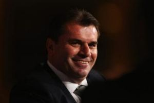 Socceroos coach Ange Postecoglou has named the World Cup squad.
