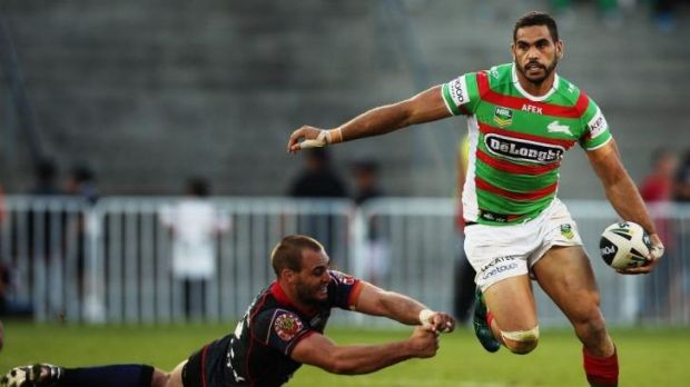 Is South Sydney fullback Greg Inglis the best player in the NRL?