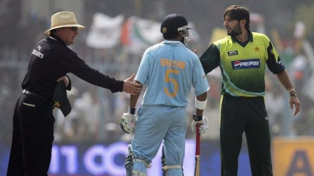 India and Pakistan: fiercest of rivals.