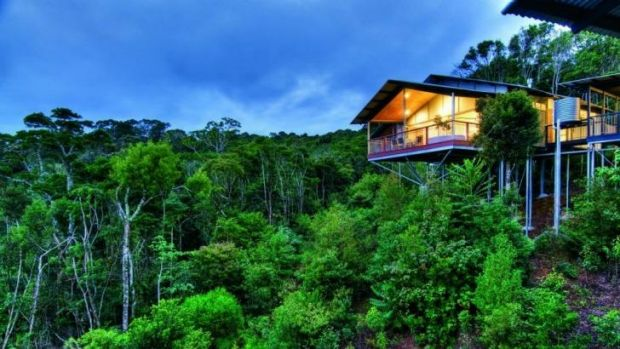 Win two nights at O'Reilly's Rainforest Resort, to celebrate Green Heart Fair on June 1.
