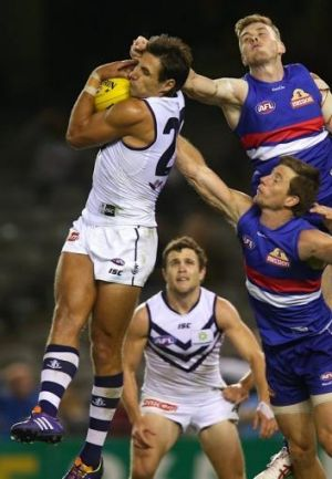 Dockers skipper Matthew Pavlich just wants a win for his landmark 300th game.