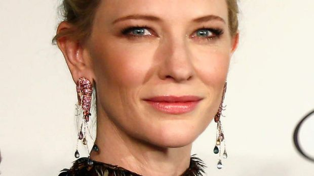 Cate Blanchett's diamond-studded crustaceans.