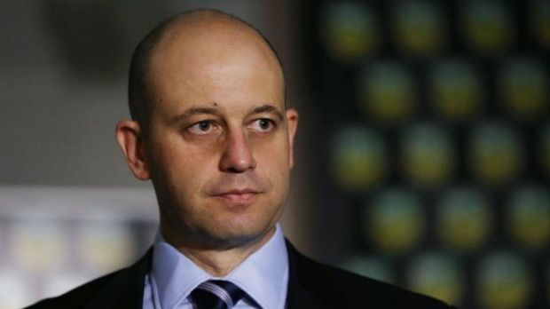 NRL head of football Todd Greenberg.