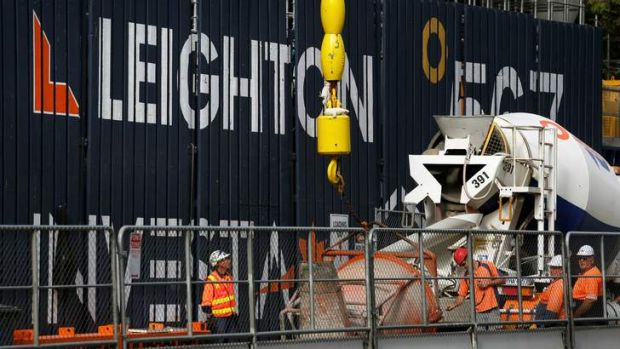 Maurice Blackburn alleged in a Federal Court class action that Leighton Holdings was aware of the losses months before ...