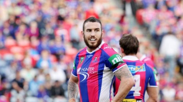 Stepping back: Darius Boyd is among Knights players who haven't been paid.