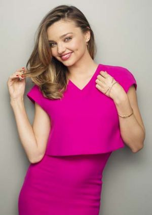 'Balancing my life every day is something I make a choice to do': Miranda Kerr.