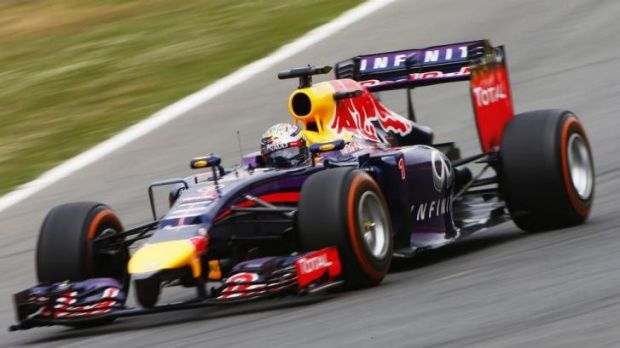 Sebastian Vettel is slowly getting back to his best.
