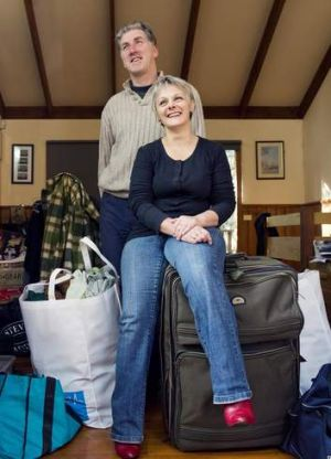 'We're the only protection they have': Dale and Noelene Blair help their grown-up children where they can.