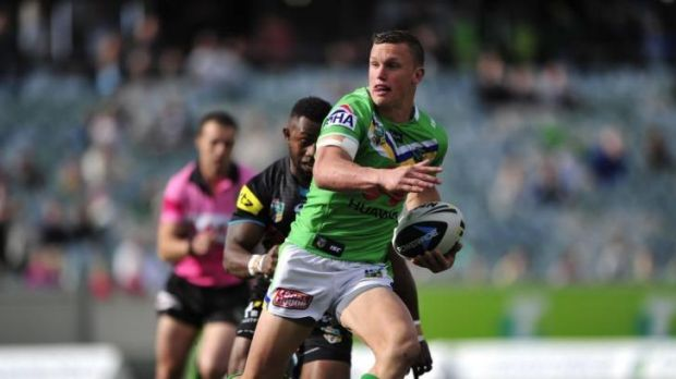 Jack Wighton was more impressive in the centres after failing to fire at five-eighth over the opening nine rounds.