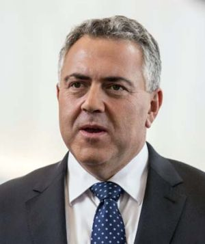 Minus the table: Joe Hockey's federal budget is the first without detailed family outcomes.