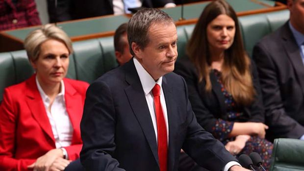 Reform bid: Labor leader Bill Shorten.
