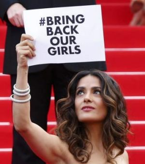 The campaign to find the more than 200 girls kidnapped by Boko Haram has achieved global momentum. Actress and producer ...