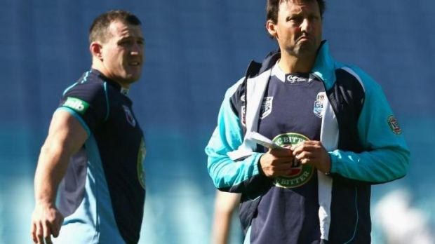 """Prohibition doesn't work. If some of the guys want to have a beer, that's fine"": Laurie Daley."