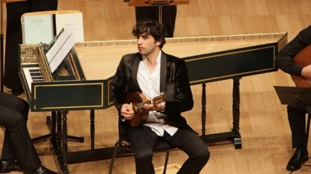 Avi Avital teamed up with the Australian Brandenburg Orchestra.