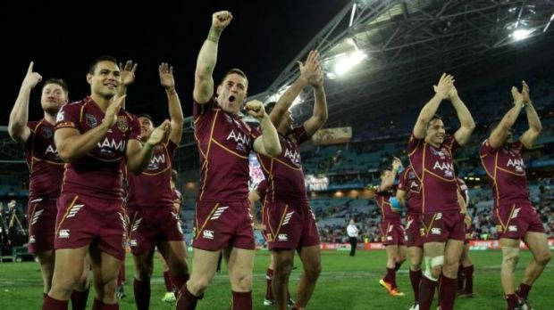 The Queensland team for the first State of Origin game is looking strong.