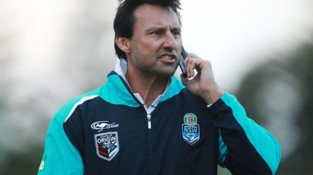 In demand: Laurie Daley.