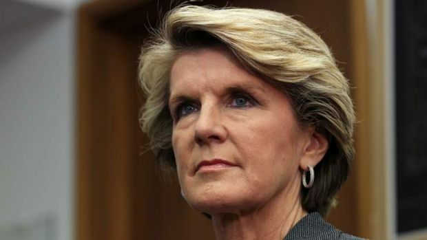 """A new approach is needed and that's what I'm determined to deliver."": Julie Bishop."