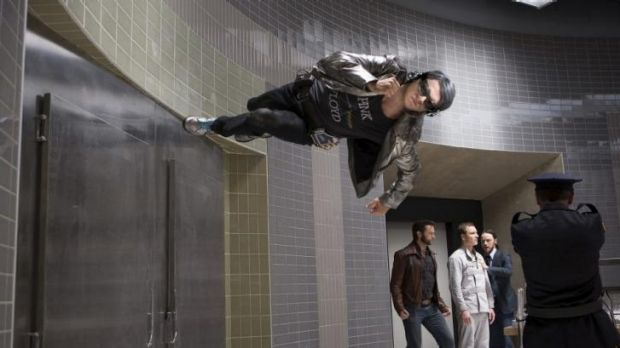 Off the wall: X-Men: Days of Future Past