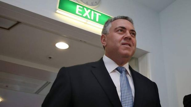 Treasurer Joe Hockey has warned Labor risks Australia's prosperity if it opposes the Coalition's budget measures.