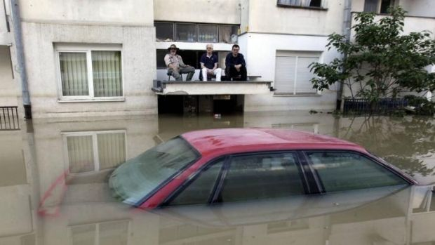 The region was inundated with its heaviest rainfall since records began 120 years ago.