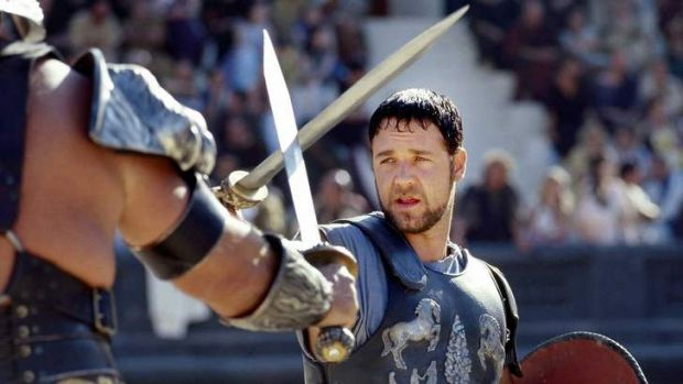 Historical fiction: Movies set in antiquity, like <I>Gladiator</I>, can help students envision the period, says high ...