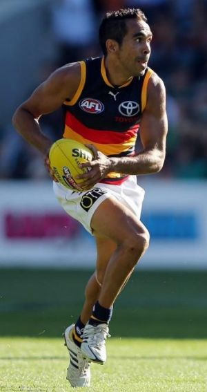 Eddie Betts is ready to face his old teammates.