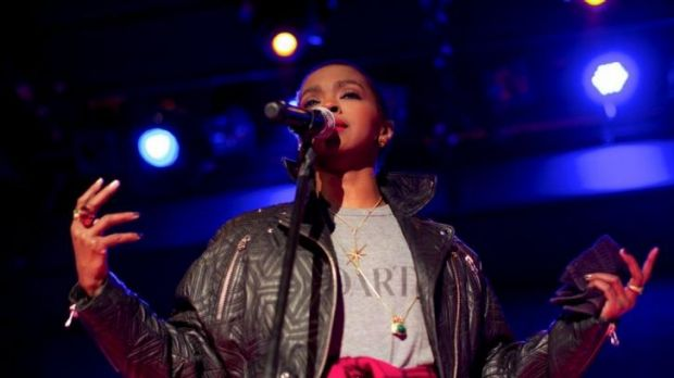Lauryn Hill funked-up a few of her classic songs.