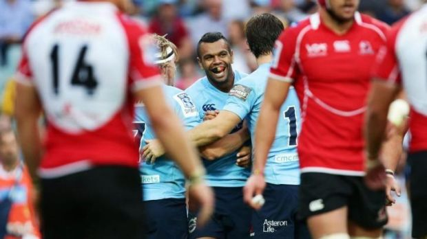 Back in favour: Kurtley Beale.