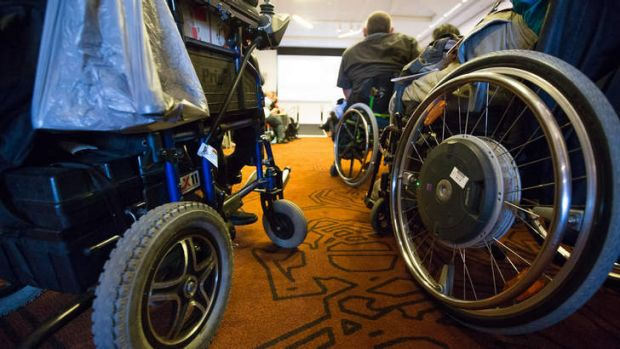 Up to 20 per cent of NDIS participants are not activating their support plans.